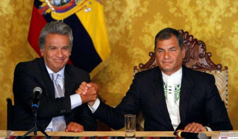 Condenan a 8 años de prisión a Rafael Correa
