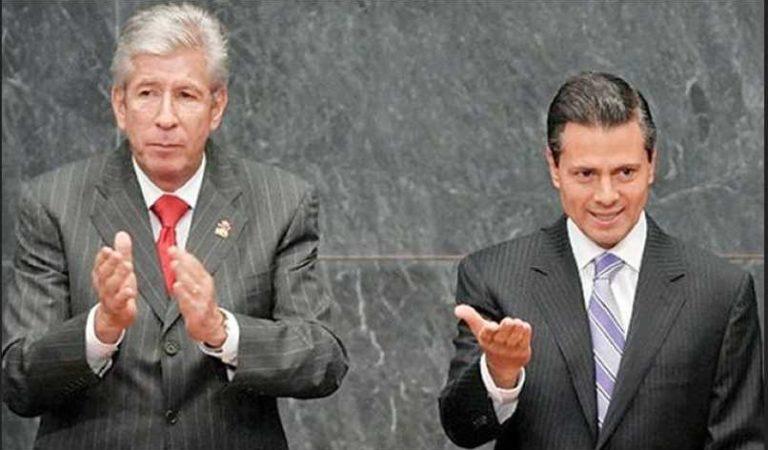 Peña nieto envía pésame a la familia de Gerardo Ruiz Esparza; gran ser humano dice
