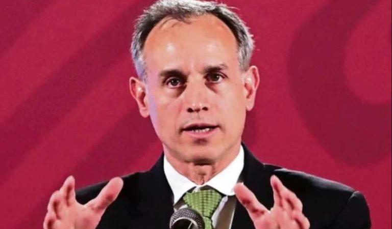 Carlos Marín acusa a López Gatell de 'misógino' y fascista