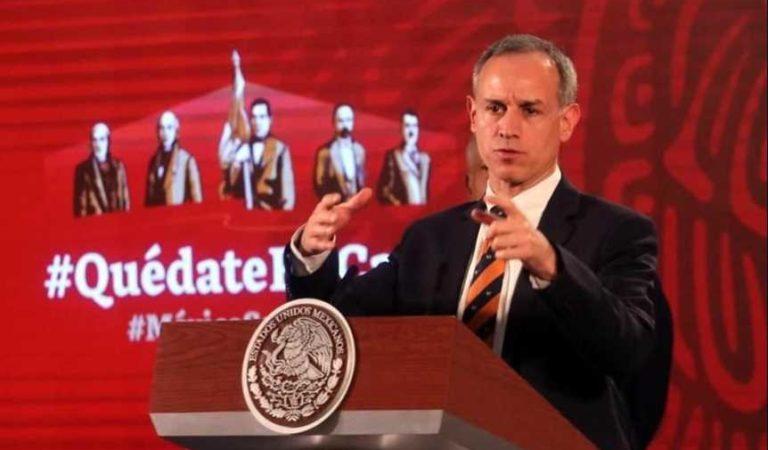 Coparmex intentaría suspender las conferencias de López-Gatell