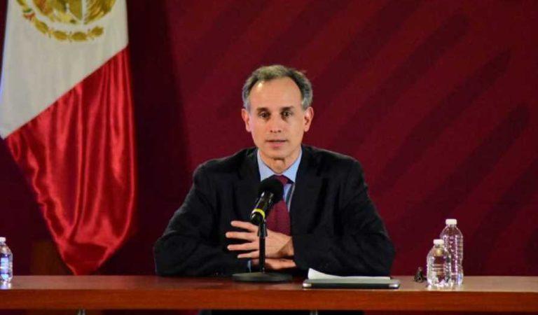 López Gatell estima que hay más de 26 mil casos de Covid-19 en México