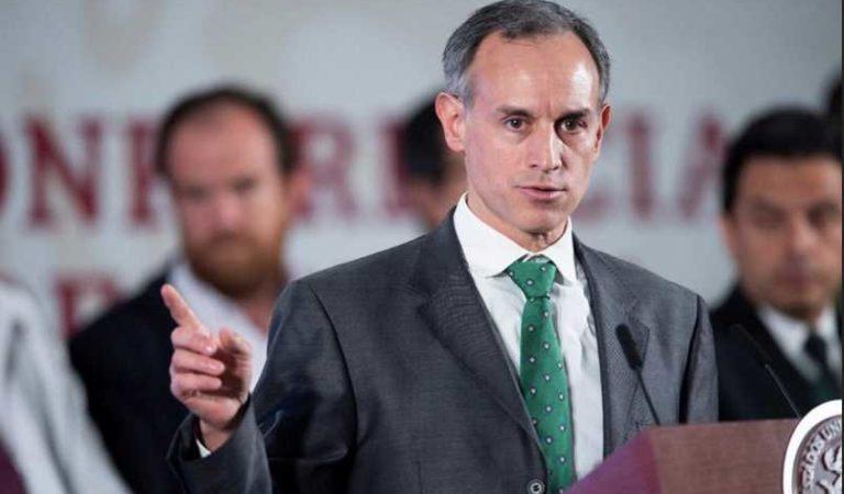 López-Gatell responde a los gobernadores que piden su renuncia: 'los respeto'