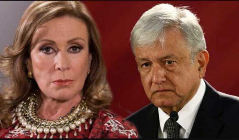 AMLO es incapaz, inhumano no merece llamarse el presidente de México: Laura Zapata (video)