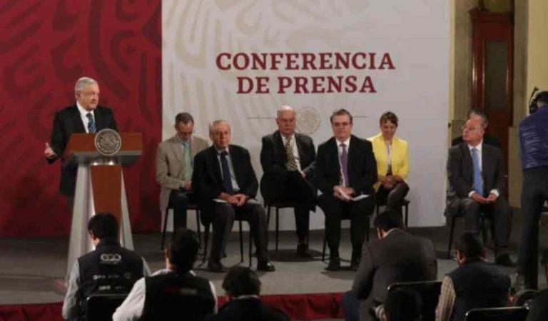 Gobierno de AMLO lanza iniciativa Juntos por la Salud para enfrentar Covid-19