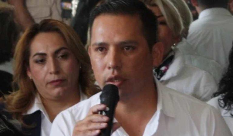 Panista denuncia atentado en su contra; culpa a alcalde de Morena