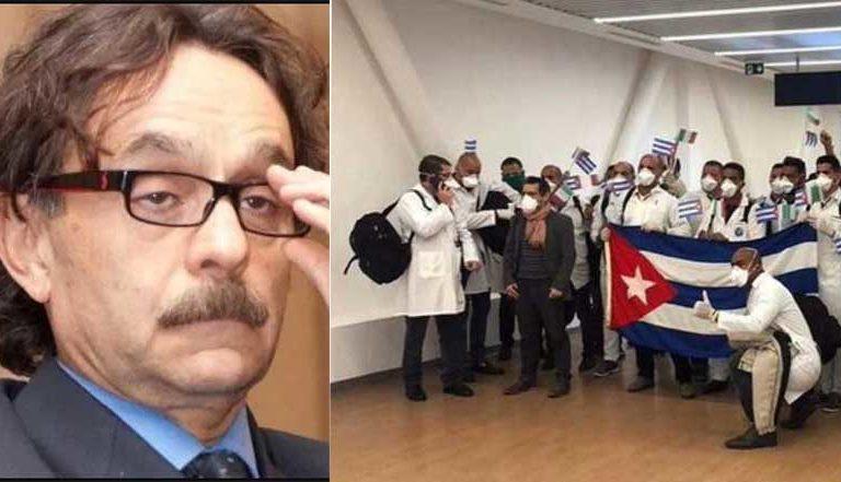 """Gabriel Quadri pide sacar de México a """"dizque médicos cubanos"""