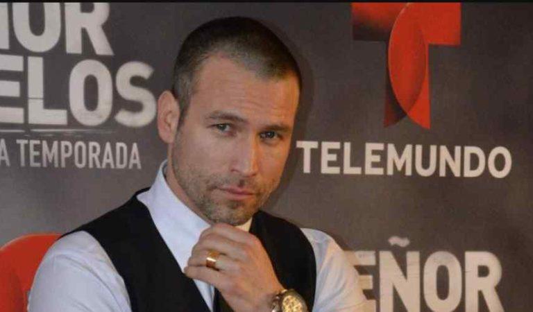 Rafael Amaya habría salido de 'El Señor de los Cielos' por maltratar a niño en grabación