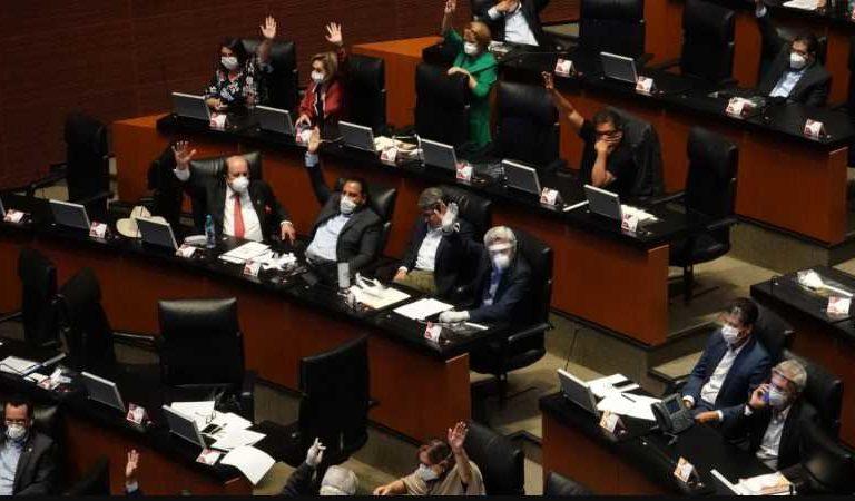 Senado aprueba leyes secundarias del T-MEC