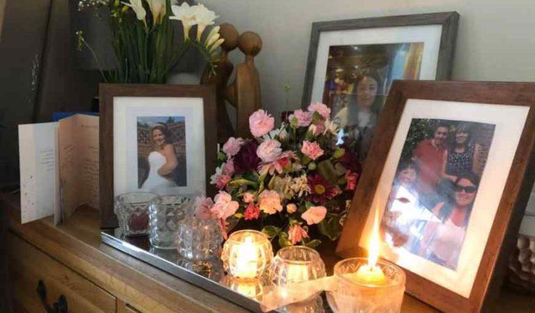Enfermera muere en brazos de su esposo tras contraer Covid-19