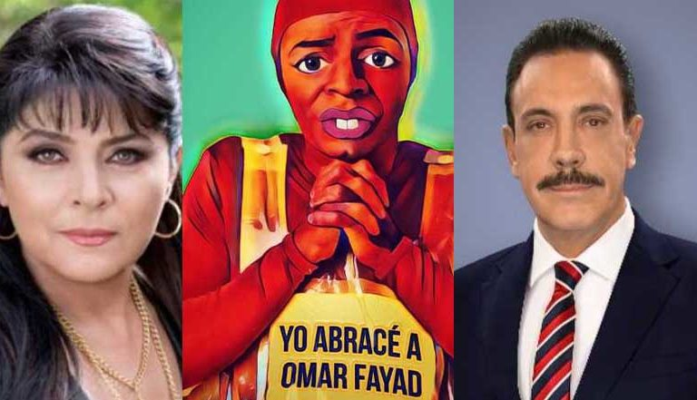 Omar Fayad reacciona y responde a meme de Eugenio Derbez (video)