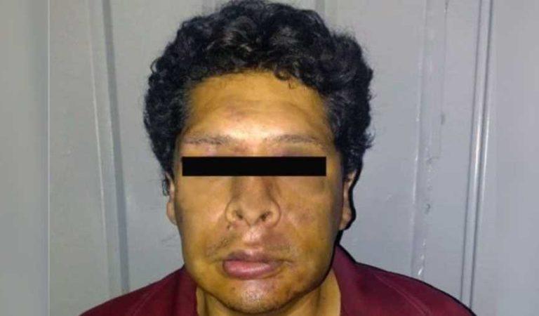 Detienen a taxista violador serial en Edomex; vinculado a 7 casos