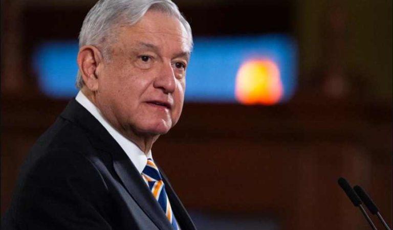 'México no es tierra de conquista', AMLO sobre Iberdrola