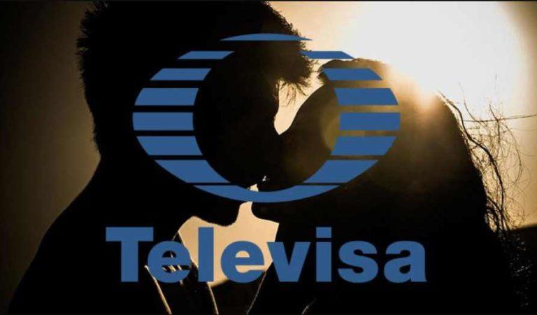 Actores de Televisa niegan escenas de besos por temor al coronavirus