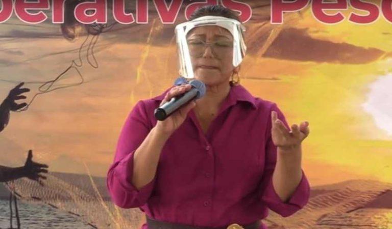Alcaldesa de Acapulco llora y pide quedarse en casa; cercanos han muerto