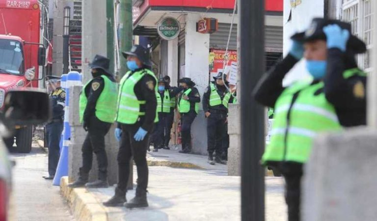Causa en Común lanza campaña 'Cuidemos a quienes nos cuidan' para proteger a policías del Covid-19