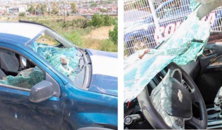 Detienen a 23 personas por agredir a policías y patrullas en Hidalgo