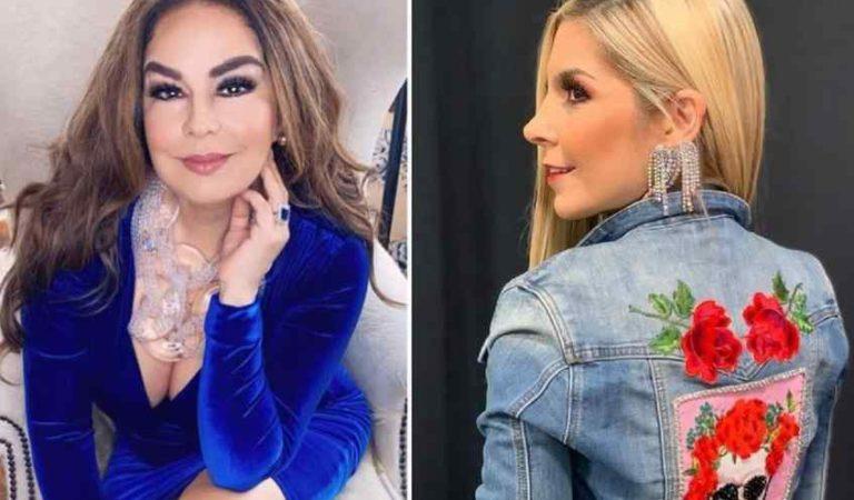 Elisa Beristan explota en contra de Karla Panini (video)