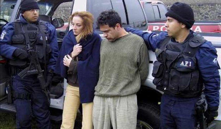 Expareja de Florance Cassez y víctima de García Luna, grave por Covid en cárcel