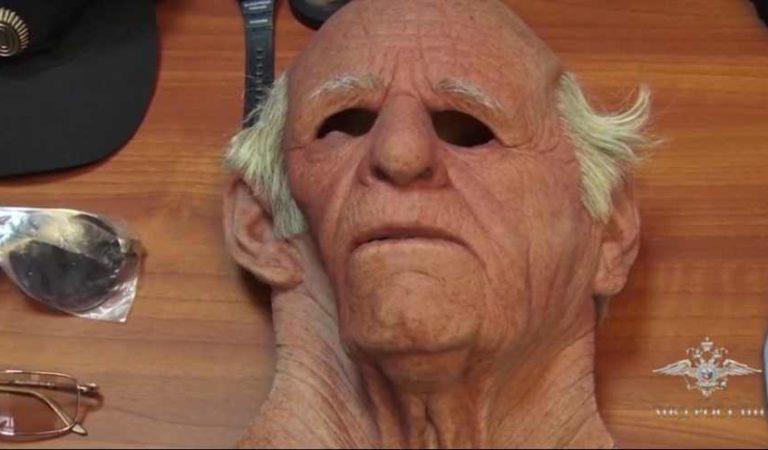 Hombre se disfraza de anciano para robar más de 281.000 dólares | VIDEO