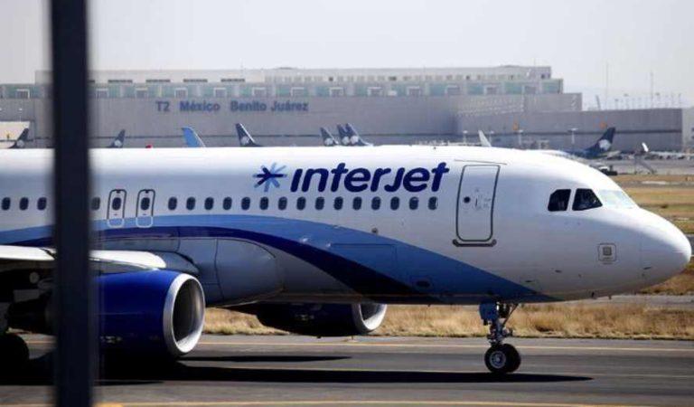 Dueños de Interjet podrían enfrentar cargos por fraude fiscal, según Bloomberg