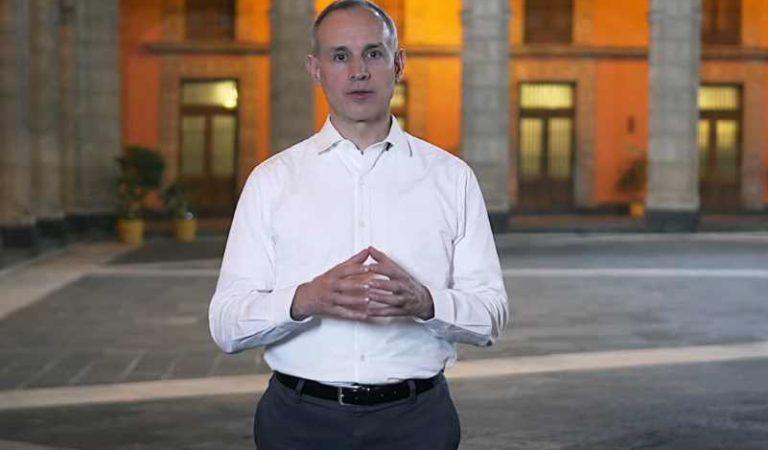 Senadoras de la oposición exigen disculpa pública a López-Gatell