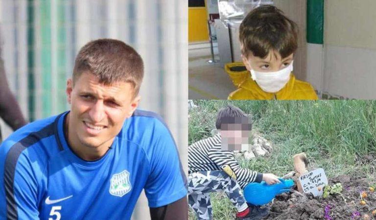 'Le puse una almohada en la cabeza durante 15 minutos': futbolista turco confiesa que mató a su hijo