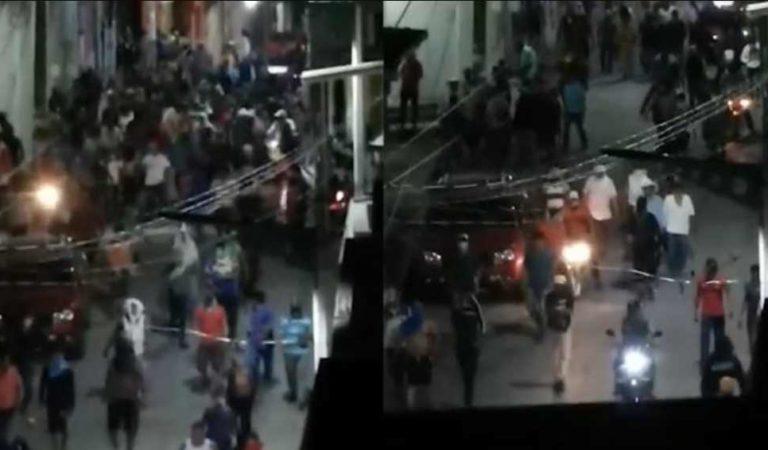 Pobladores incendian y saquean por que no creen en Covid19; denuncian ataques químicos en Chiapas | VIDEOS