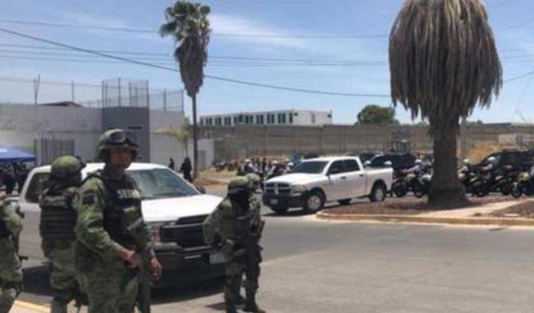 Reportan riña en penal de Puente Grande, Jalisco; podría haber al menos 3 heridos