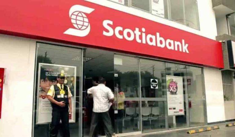 Scotiabank cierra sucursal en Iztapalapa, tras positivo de Covid-19 en empleado