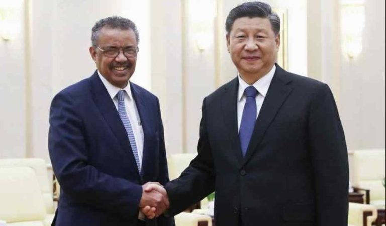 Xi Jinping pidió a la OMS ocultar información sobre Covid-19