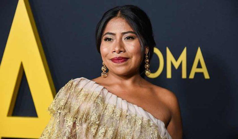 Yalitza Aparicio dice que en México existe mucho racismo lo cual le da vergüenza