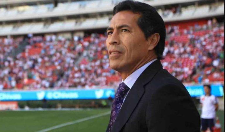 Benjamín Galindo, hospitalizado por derrame cerebral