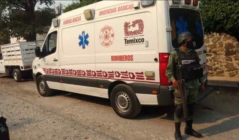 Comando acribilla a exfuncionario de Peña Nieto junto con 4 familiares en Morelos