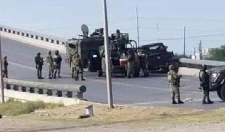 Ejército abate a integrantes del Cártel del Noroeste en Tamaulipas