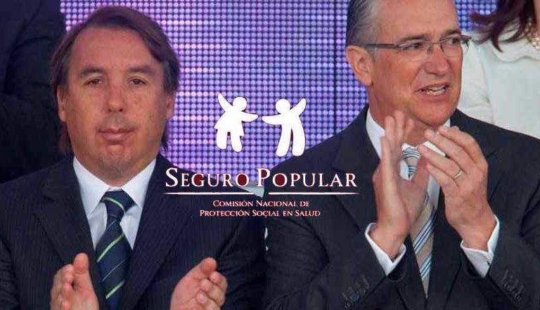 Televisa, y TV Azteca ganaron millones con el Seguro Popular