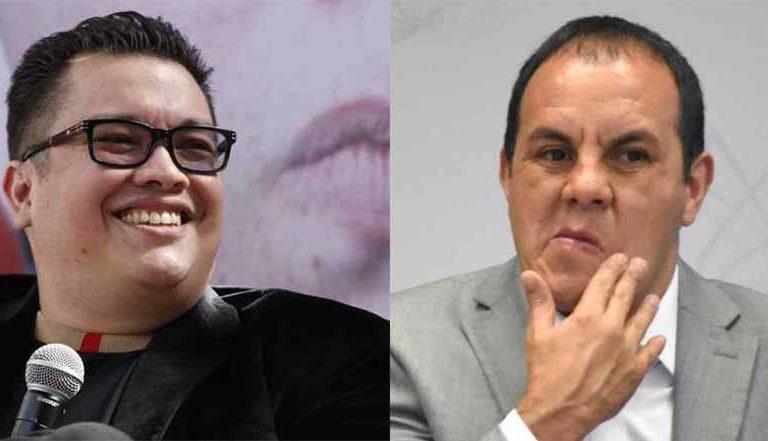 """""""Cuauhtémoc Blanco es un naco"""": Franco Escamilla (video)"""