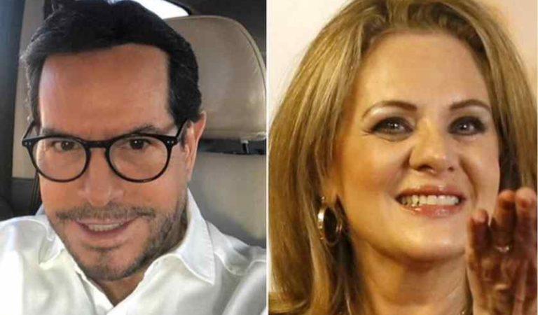 Me vale m#dr3, responde Érika Buenfil a José Origel tras criticar sus Tik Tok