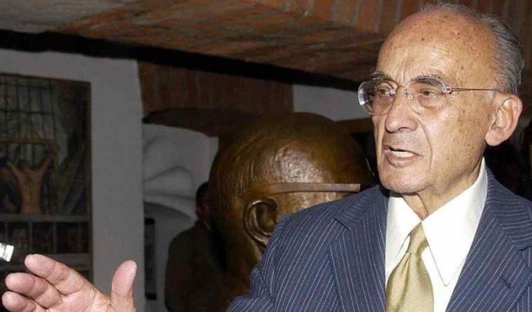 Hallan muerto a hijo del expresidente Luis Echeverría, con una carta póstuma