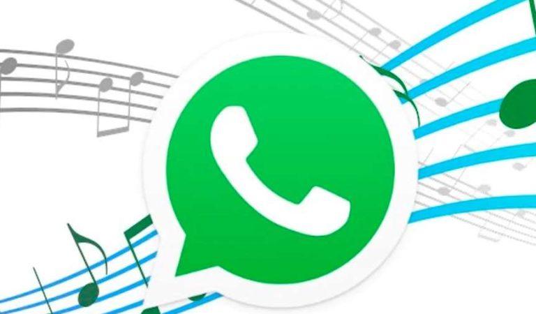 WhatsApp: tutorial para poner música en tu estado