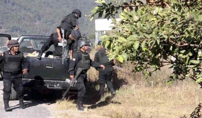 Emboscan a policías en Veracruz; 3 muertos y 4 heridos