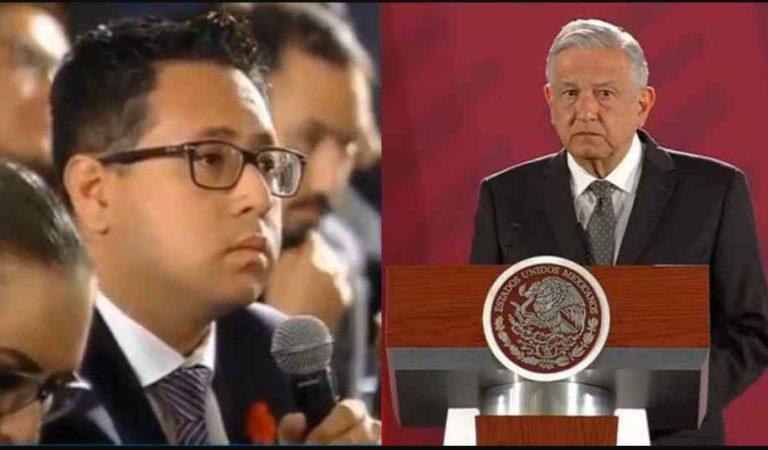 Reportero de Tv Azteca asegura que la 4T de AMLO usa bots; en redes así le responden