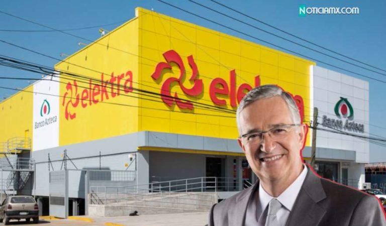 Elektra y Tv Azteca pierden 34 mil mdp; Salinas Pliego, pasa de ser el segundo más rico del país al tercero