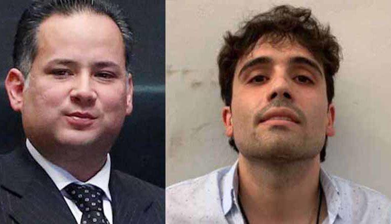UIF congela cuentas de Ovidio Guzmán: confirma Santiago Nieto