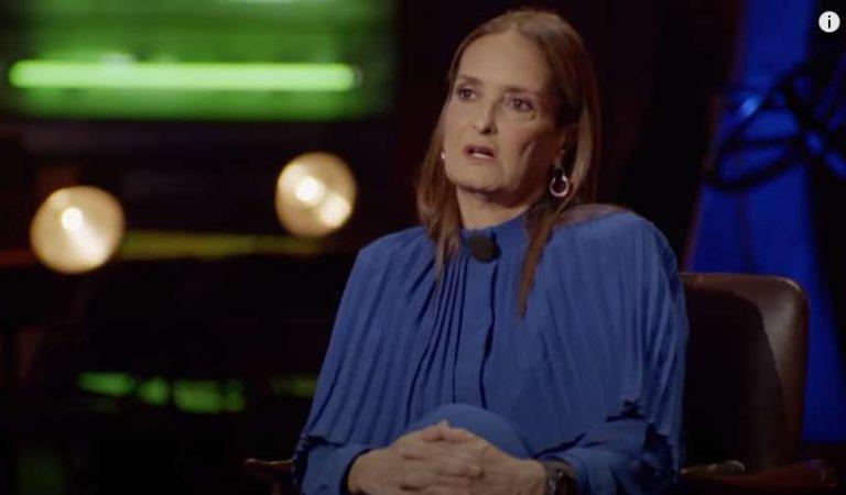 Patricia Armendáriz de Shark Tank, coincide con AMLO, cuestiona a De Hoyos y Lozano