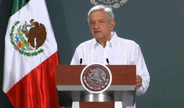 AMLO manda indirecta a gobiernos a panistas; pide que no estén al servicio del crimen