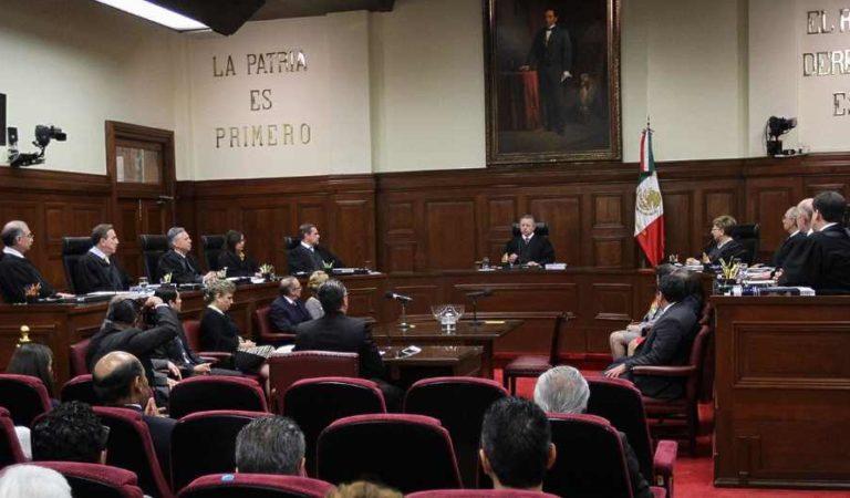 Suprema Corte avala consulta a expresidentes; todo dependerá de Senadores y Diputados