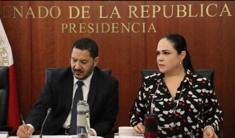 Desaparecen las bancadas de PRD y PES en el Senado, por no reunir el mínimo de integrantes