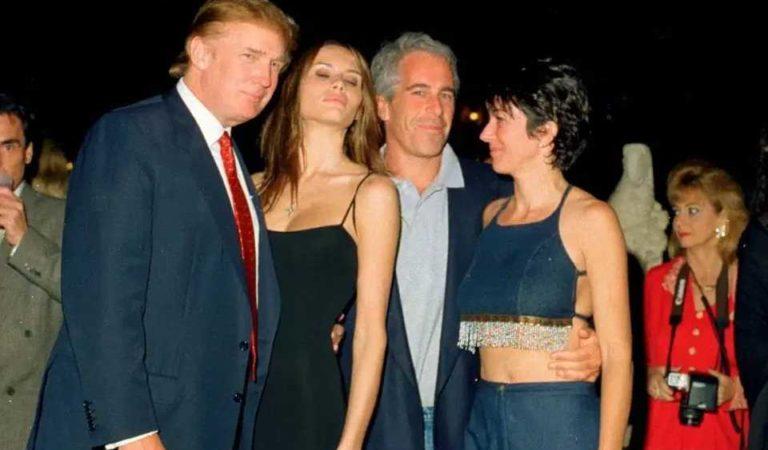 Anonymous filtra documentos en donde acusa a Trump de abusar de una menor junto con Jeffrey Epstein