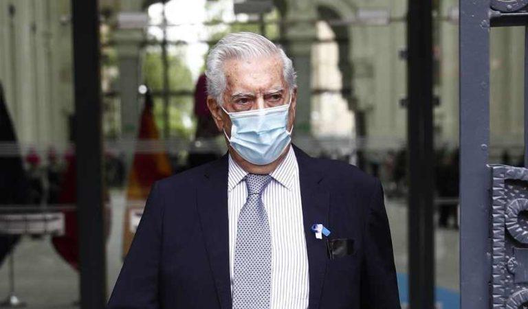 Ningún líder en el mundo ha sabido enfrentar la pandemia: Vargas Llosa