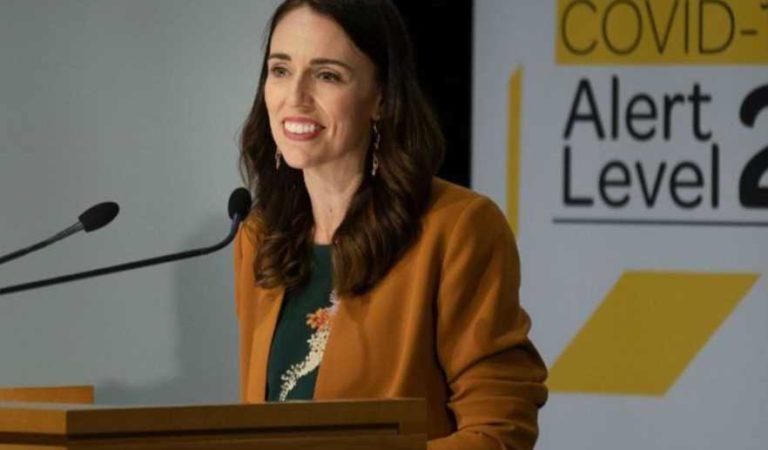 Nueva Zelanda está 'libre' de coronavirus informó la primera ministra, Jacinda Ardern